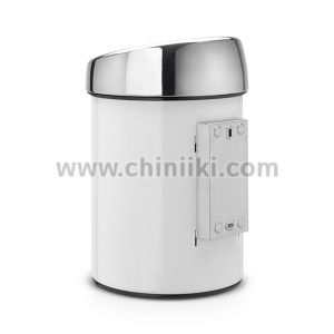 Кош за смет 3 литра Touch, White, Brabantia Холандия