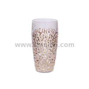 Nicolette Gold Marble кристални чаши за вода 430 мл, 6 броя, Bohemia Crystal